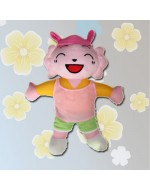 Lovely Tiger (Qiao Hu 巧虎) Collection: Ling Ling Plush Toy 玲玲玩偶