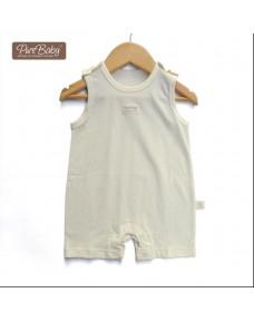 Organic Baby Romper - P027