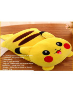2 in 1 Cushion Pillow With Quilt.Blanket - Pikachu