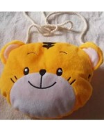 Lovely Tiger (Qiao Hu 巧虎) Collection: Qiao Hu Mini Sling/ Coin Bag 巧虎小挎包/零钱包