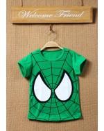 Cartoon Soft Cotton T-Shirts (Spiderman)