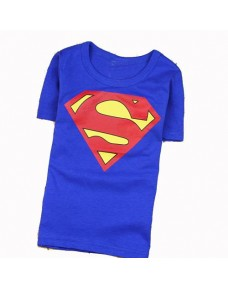 Cartoon Soft Cotton T-Shirts (Superman)