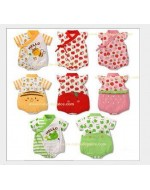 Animal/ Fruits Baby Kimono Japanese Style Rompers