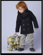 JACKET/ COAT FOR BOYS (Navy Color)