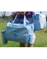 Sweet Lady Bug Style Diaper Bags (4pcs/ Set) - available in PINK and BLUE