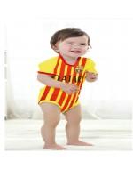 Cute QA FBC Baby Rompers