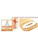 BABY TOOTH COLLECTION BOX - 12 Signs of the Zodiac **BUY 1 FREE 1**