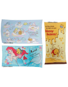 Big Size Children Bath Towel (Sumikko / Ariel/ Pooh)