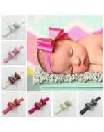 Beautiful Rhinestones Luxe Bow Headbands (8 colors)