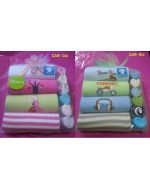 Carters Baby Girls Boys Cotton Gift Set