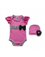 Daddy's Girl Romper with Hat