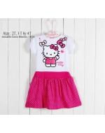 Sweet Hello Kitty Summer Dress