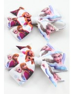 FROZEN RIBBON BOW HAIR CLIP **BUY 1 FREE 1**