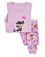 Baby Gap - Sweet Pink Monkey Pyjamas