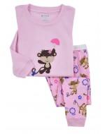 Baby Gap - Sweet Pink Monkey Pyjamas