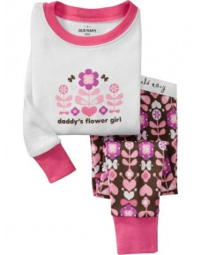 Baby Gap - Daddy's Flower Girl Pyjamas