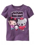Baby Gap - Ni Hao Kai Lan Cartoons T-shirt