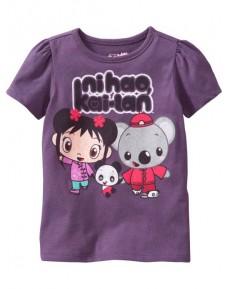 Baby Gap - Ni Hao Kai Lan Cartoons T-shirt