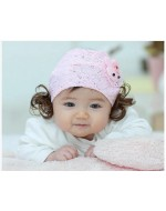 Lovely Rabbit Lace Headband with Wig