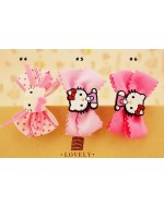 Beautiful Hello Kitty Bow Hair Clip (6 designs)