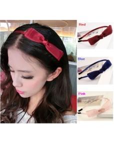 Retro Korean Style Bowknot Headband