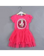 Beautiful Girl Tutu Dress (Made in Korea)