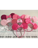 Minnie Mouse Party Headbands (7 styles)