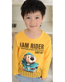Cute Polar Long-Sleeve T-Shirt