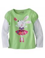 Jumping Beans - Dancing Bunny Long Sleeve T-shirt