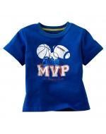 Jumping Beans - Sporty MVP Blue T-shirt