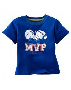 Jumping Beans - Sporty MVP Blue T-shirt