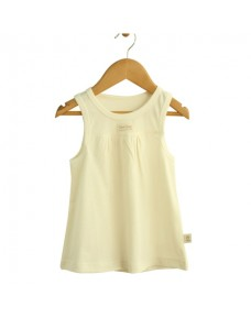 Organic Sleeveless Dress - P025