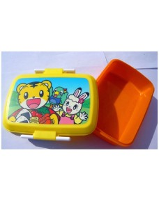 Lovely Tiger (Qiao Hu 巧虎) Collection: Lunch Box