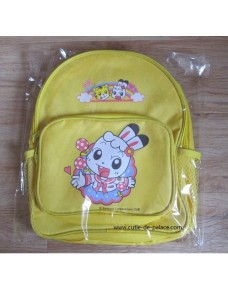 Lovely QiQi (琪琪)  Yellow Backpack