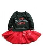 Christmas Cutie Romper Dress