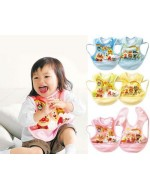 Anpanman Cartoon Baby Bib (2pcs Set with 2 designs)