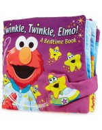"Baby Cloth Book ""Twinkle, Twinkle, ELMO"" A bedtime Book"