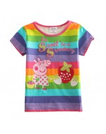 Lovely Peppa Strawberry T-Shirt