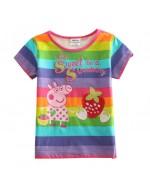 Lovely Peppa Strawberry T-Shirt