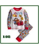 Cars (McQueen & Mater) Pajamas Set