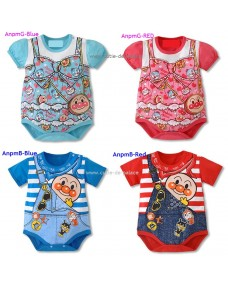 Lovely Anpanman Rompers - 4 Designs