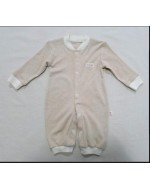 Pure Baby Baby Long-sleeve Romper - C006