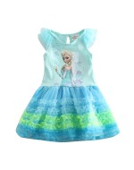 Frozen - Beautiful Queen Elsa Dress