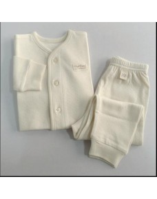 Pure Baby Pyjamas Set - J002 (white)