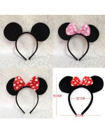 Minnie / Mickey Mouse Party Headband