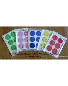 Anti Mosquito Sticker Patch/ Mosquito Repellent (10 Packs)
