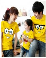SpongeBob Family T-shirt Set (3pcs set)