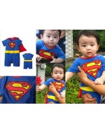 Cute SuperBoy Romper