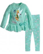 Tinker Bell Pajamas Set (Long Sleeve)