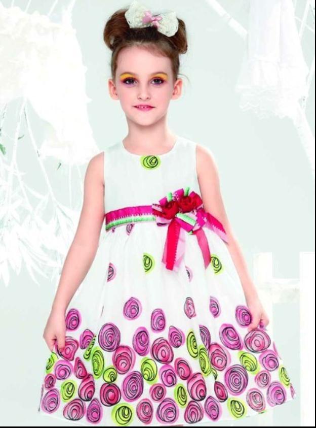 Купить Платья Детские Оптом От Производителя